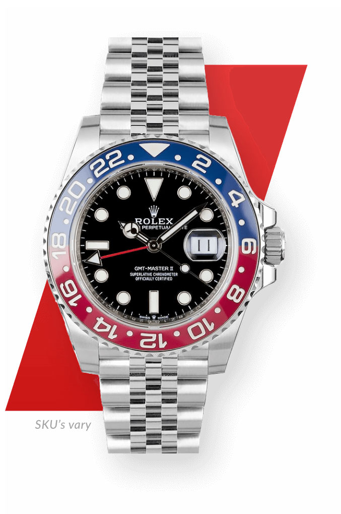 Grail Rolex Watch