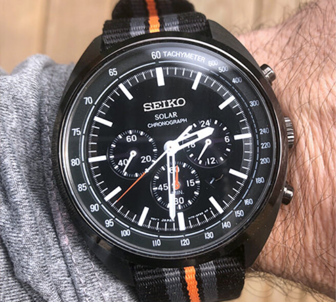 Seiko Watch Photo